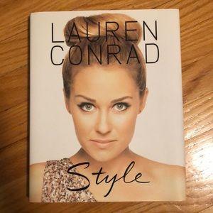 Brand New Lauren Conrad Style Book